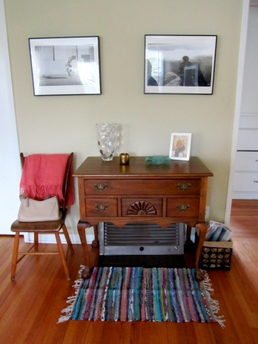 entry decor 1920 sideboard side table
